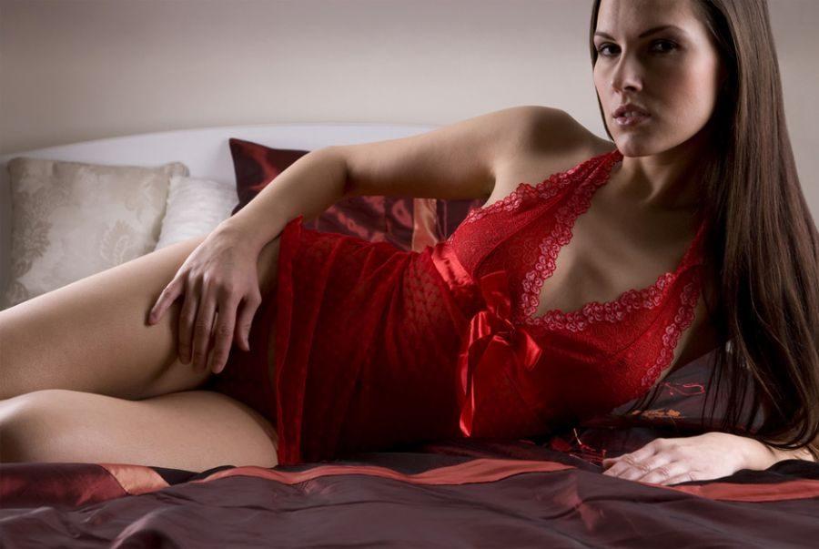 Lingerie vermelha indica mulheres apaixonadas e cheias de energia